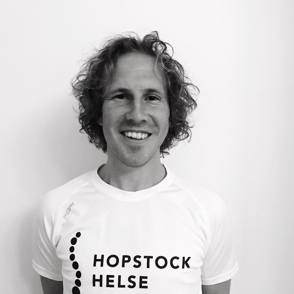 Christoffer Hopstock