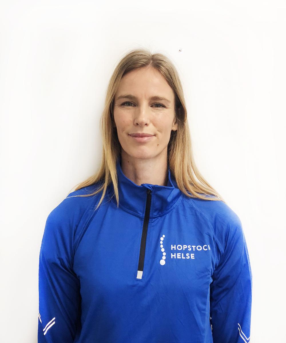 Margrethe Renstrøm