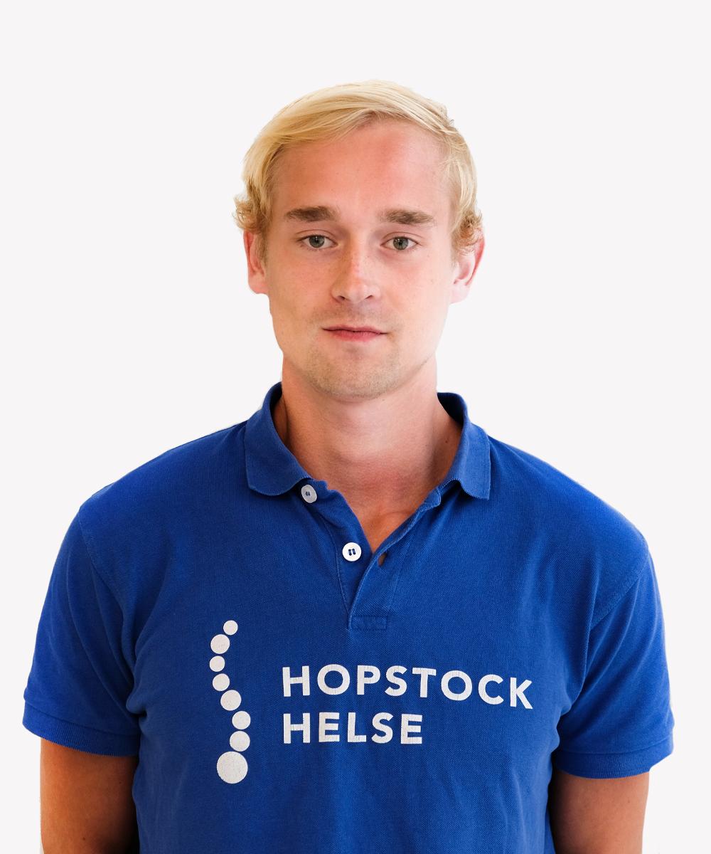 Eirik Hansen  (50% vikar for kiropraktor Afshin)